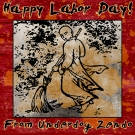 Labor Day Metta! From Underdog Zendo ❋